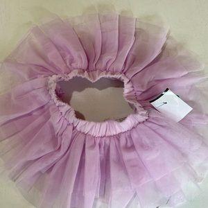 Baby's skirt Tutu lavender